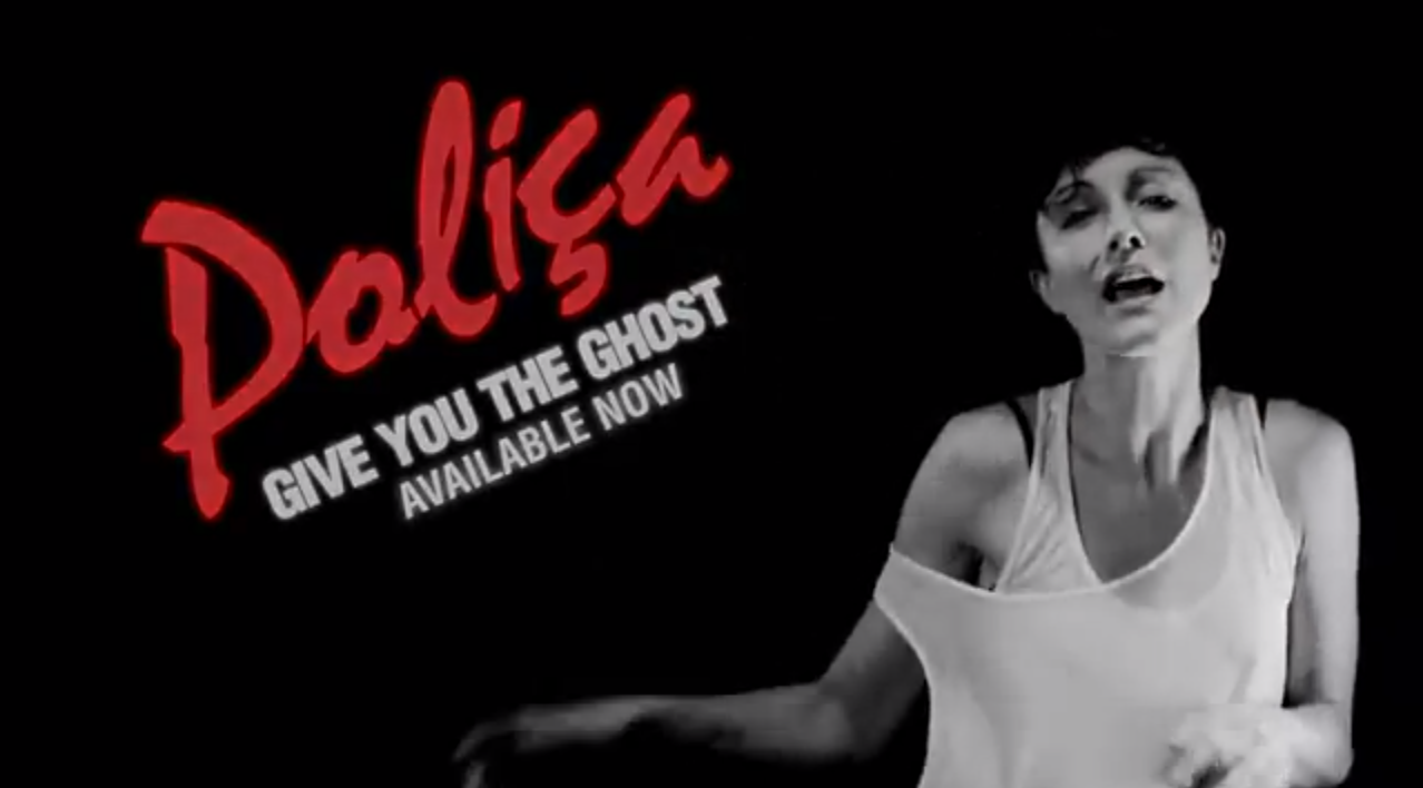 Polica – Give You The Ghost – November 2012