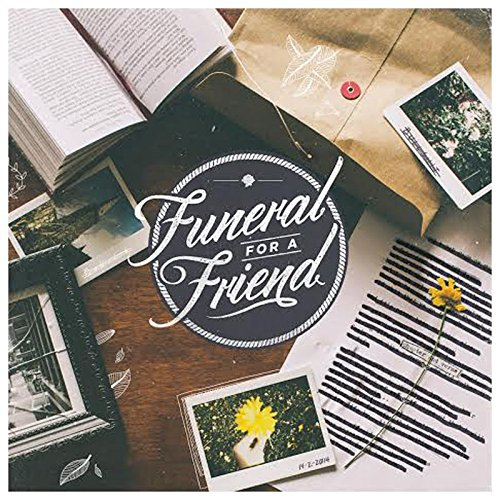 Funeral For A Friend – Chapter and Verse (Jan 2015)