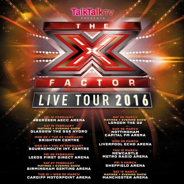 The X Factor Live Tour 2016
