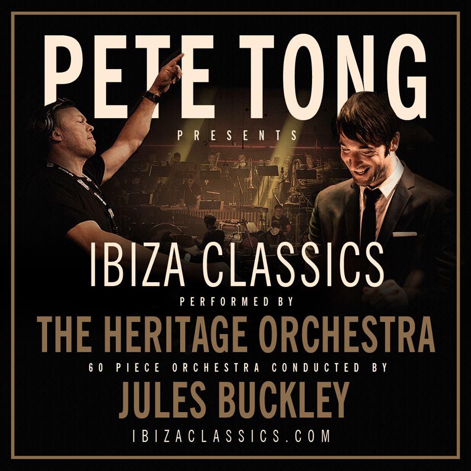 Pete Tong presents Ibiza Classics Live 2016
