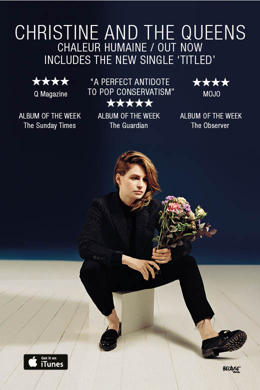 Christine And The Queens- Chaleur Humaine