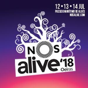 Nos Alive Festival 2018