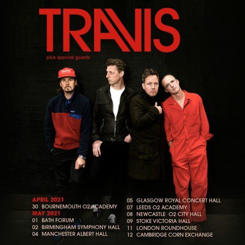 Travis UK Tour 2021